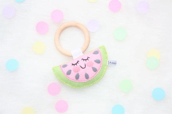 bijtring watermeloen annouks